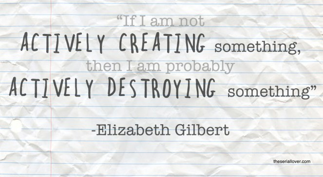 actively-creating